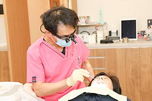 歯列矯正治療写真